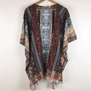 Soft surroundings | kimono boho pattern 0955